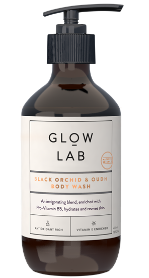 Black Orchid & Oudh Body Wash
