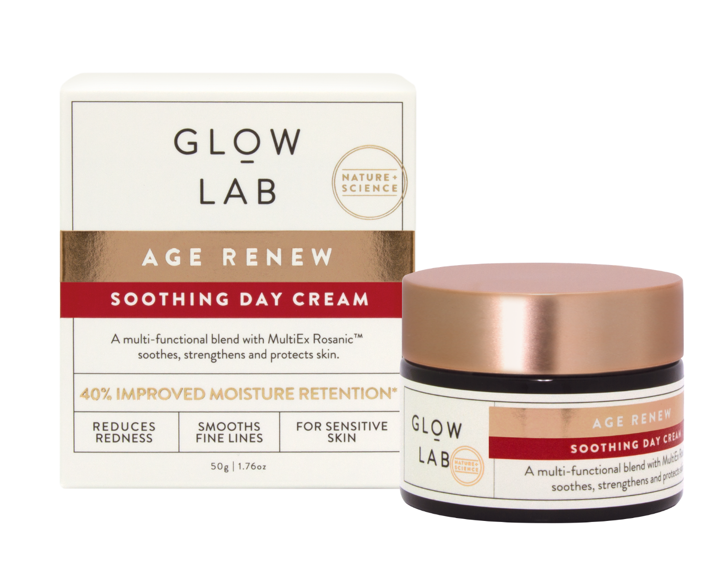 Age Renew Soothing Day Cream